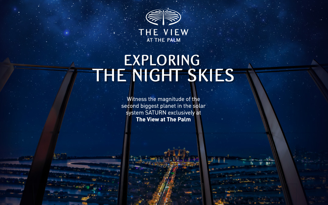 Astronomy Session at The View Palm
